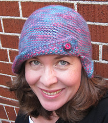 9d30d001187 Ravelry  The Not-Just-For-Chemo Reversible Cloche pattern by Mary ...