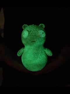 Ravelry Glow In The Dark Kuchi Kopi Pattern By Liz H