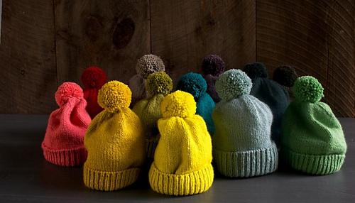 Ravelry  Classic Cuffed Hat pattern by Purl Soho 4e4264b27f9