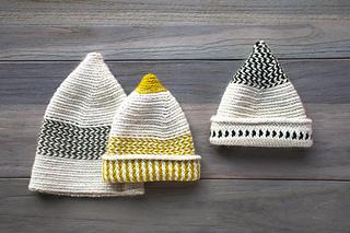 Ravelry  Elfin Hats pattern by Purl Soho 44db051b324
