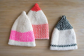 b1e0edbd947 Ravelry  Elfin Hats for Adults pattern by Purl Soho