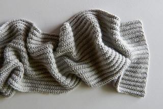 Kết quả hình ảnh cho Mistake Rib Scarf knitting