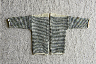 Ravelry: Tiny Stripes Cardigan + Vest pattern by Purl Soho