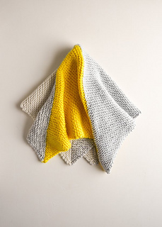 6169ef66c Ravelry  Four Points Baby Blanket in Super Soft Merino pattern by ...