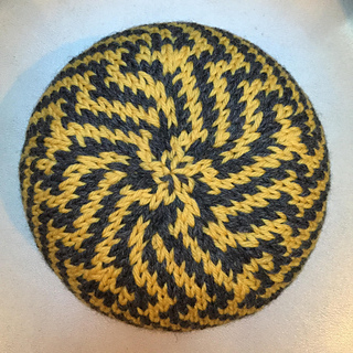 Ravelry  Fracture Cap (200 Hat Project) pattern by Frank Wilmot 43427aac0ab0