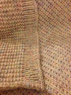 Ravelry Broken Rib Baby Blanket Pattern By Katie Hill