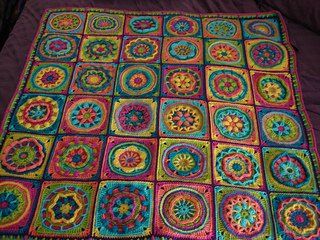 Ravelry Circles Of The Sun Mystery Cal 2015 Pattern By