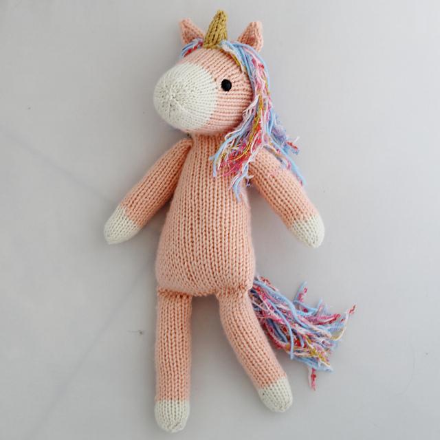 Ravelry Nilla The Unicorn Pattern By Rachel Borello Carroll