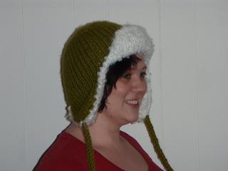 Ravelry: Knit Lumberjack Hat pattern by Rachael Chua