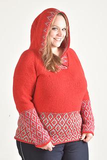 Ravelry Raglan Kal Rotk 228 Ppchen Red Riding Hood Pattern