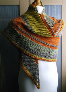 sunny delight shawl pattern by Brian smith