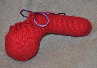 Willy Warmer Knitting Pattern : Ravelry: Seamless, knitted Willie Warmer pattern by Robert Jenkins