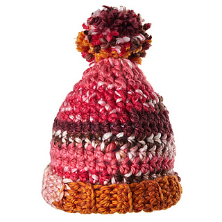 Ravelry lexington pom pom hat pattern by isaac mizrahi for Pom pom craft patterns