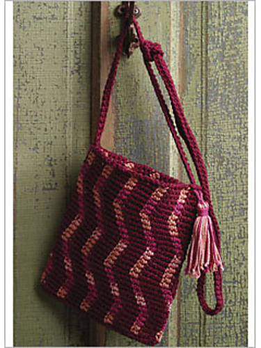 Ravelry Tapestry Crochet Bag Pattern By Pam Allen