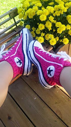 8de324d3e84f Ravelry  Slipper Socks pattern by Rea Jarvenpaa