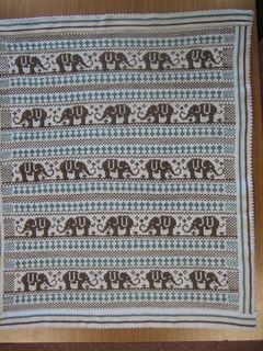 Elephant Blanket For Adults