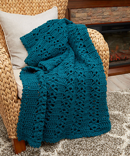 Ravelry Charming Crochet Throw Pattern By Katherine Eng
