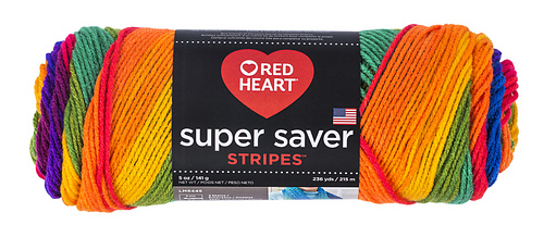 Ravelry Red Heart Super Saver Stripes