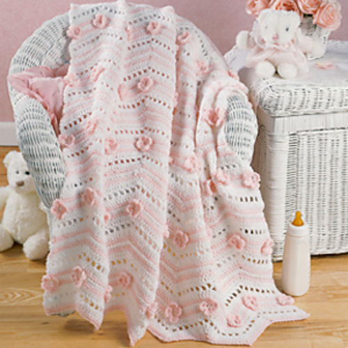 Ravelry Leisure Arts 75474 Learn To Crochet Ripple Afghans Patterns
