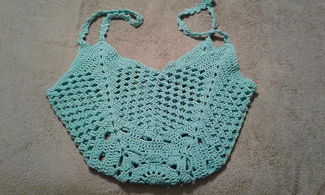 Ravelry Xl Mesh Market Bag Pattern By Regina P