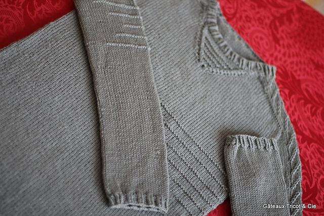 尼奥尔质地2~14岁男孩的套衫 - maomao - 我随心动