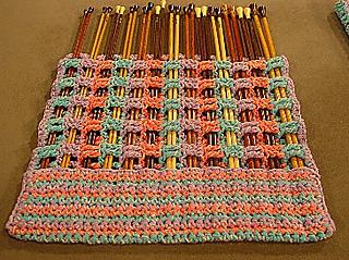 Ravelry: Needle Case pattern by Lily M. Chin
