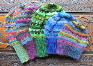 0096862a81e Ravelry  Stashbuster Slouch pattern by Rian Anderson