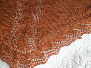 rkavanagh's Dunderry in Coolree Silk/Baby Camel fingering