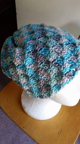 Ravelry Corner To Corner Crochet Beanie Pattern Pattern