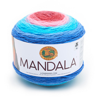 Ravelry Lion Brand Mandala