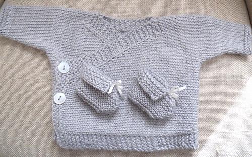 Ravelry Baby Kimono Pattern By Elizabeth Jarvis