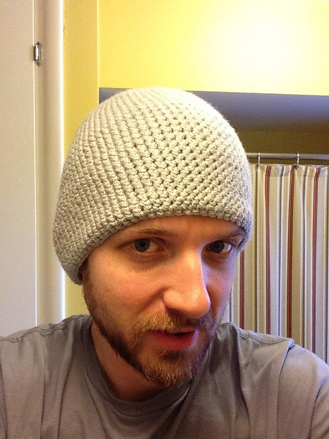 Ravelry Large Mens Beanie Cap Pattern By Teresa Richardson