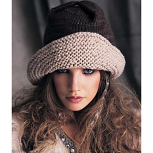 Ravelry: #14 Wide Brimmed Hat pattern by Lipp Holmfeld