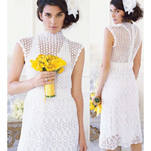 Ravelry 21 Lace Dress Pattern By Shirley Paden
