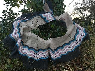 Ravelry Twirl Scarf Pattern By Rubysasha