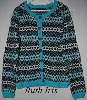 48adee19 Ravelry: 1502-01 Cardigan genser pattern by Berit Ramsland