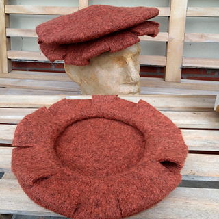 fb0f0135c9d Ravelry  Tudor Cap pattern by Sally Pointer  Wicked Woollens