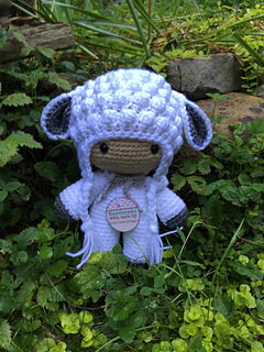 Ravelry Jojo The Big Headed Baby Doll Pattern By