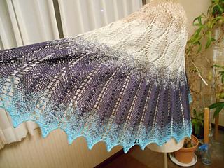 Ravelry Wings For Nightbird Pattern By Teresa Yoon