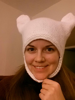 Ravelry  Finn s Adventure Time Hat pattern by Juliana Metichecchia 8c3d3002e38