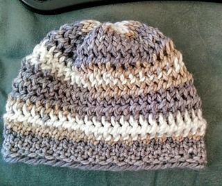 Ravelry  Starburst loom knit hat pattern by Deborah Shaw 2a5fd5e0f32