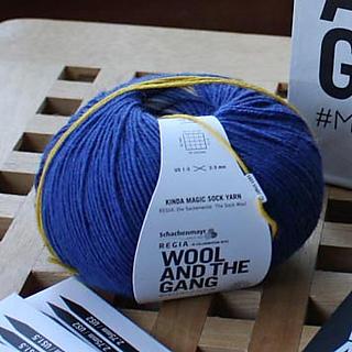 73d25cc91f343 beautiful yarns wool and the gang kinda magic sock with gang and the wool.