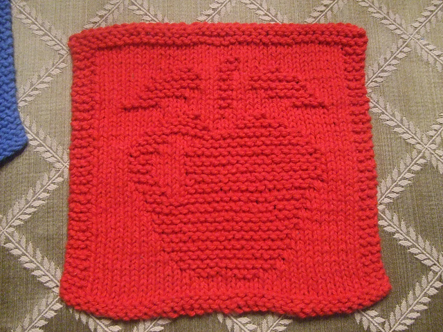 Ravelry: Apple Cloth pattern by Rhonda White