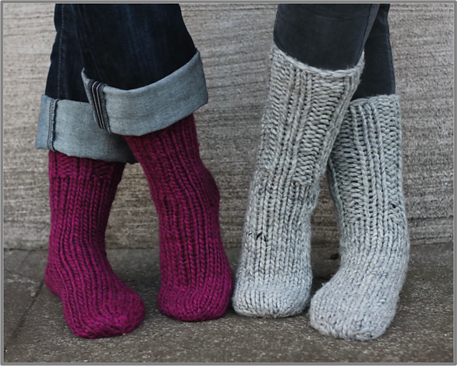 Indie Design Gift Along 2018 Sock Patterns 1