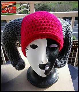 9a60e87a53e Ravelry  Rams Horn Beanie pattern by Awkward StitchUations