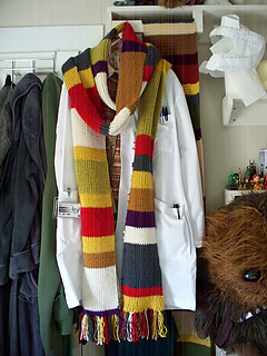 Ravelry Day Of The Doctor Osgood Scarf Pattern By
