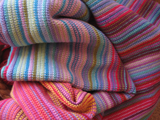 Ravelry My Year In Temperatures Scarf Pattern By Kristen Cooper