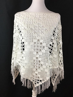 Ravelry Witchcraft Wrap Or Shawl Pattern By Silvia Bangert