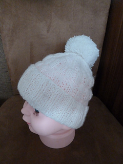 Ravelry Bubble Wrap Baby Hat Reversible Pattern By Whitney Creath