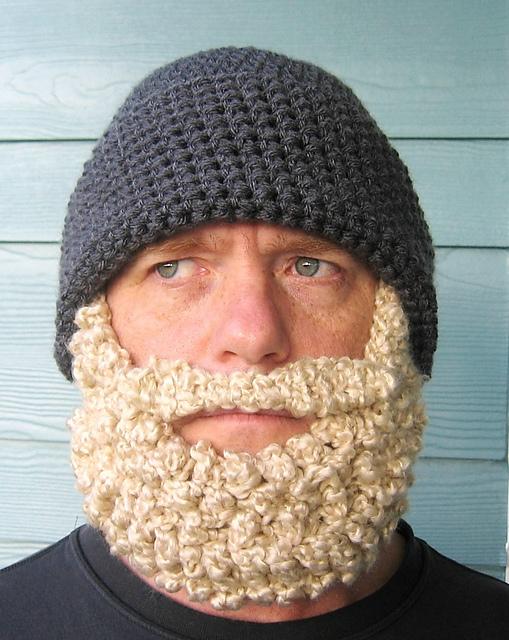 Ravelry Beard Hat Santa Beanie Pattern By Celina Lane